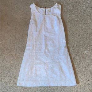 Hatley white dress